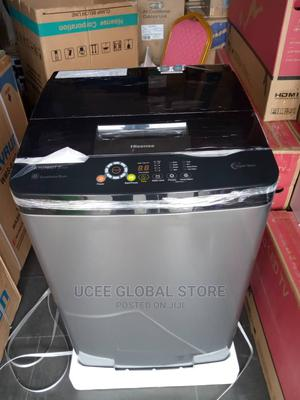 Hisense 8kg Automatic Washing Machine | Home Appliances for sale in Lagos State, Ikeja