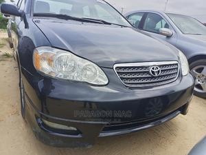 Toyota Corolla 2006 S Black   Cars for sale in Lagos State, Amuwo-Odofin