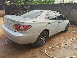 Lexus ES 2004 330 Sedan Silver | Cars for sale in Lagos State, Ojodu