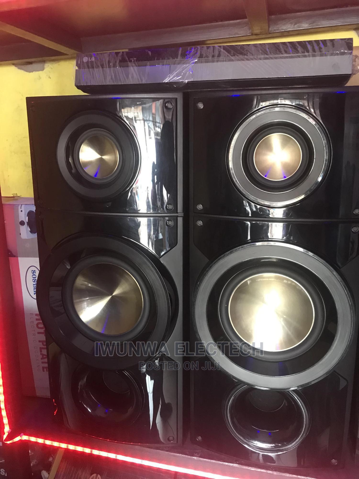 LG Bodyguard Bass Blast Speaker