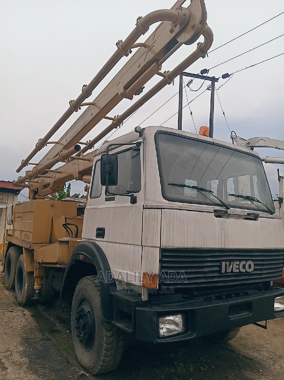 Concrete Pump S8 for Sale