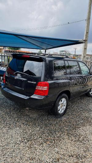 Toyota Highlander 2003 Black   Cars for sale in Lagos State, Amuwo-Odofin
