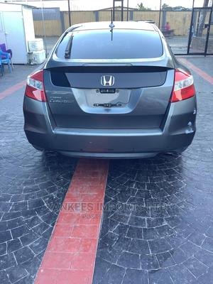 Honda Accord Crosstour 2010 EX Gray | Cars for sale in Lagos State, Agege