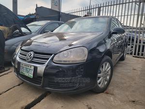 Volkswagen Jetta 2007 Black   Cars for sale in Lagos State, Ogba
