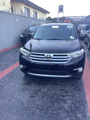 Toyota Highlander 2012 Limited Black | Cars for sale in Lagos State, Agege