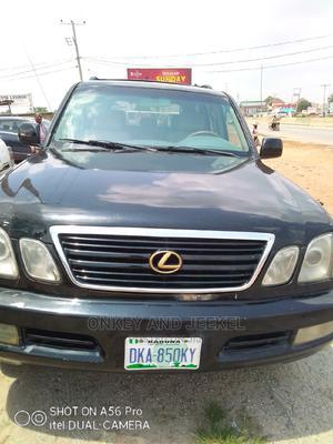 Lexus LX 2000 470 AWD Blue   Cars for sale in Abuja (FCT) State, Mararaba