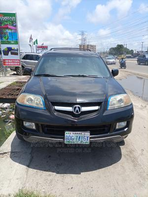 Acura MDX 2006 Black   Cars for sale in Lagos State, Lekki