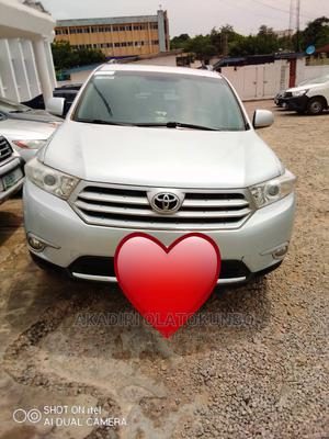 Toyota Highlander 2012 Limited Silver   Cars for sale in Ondo State, Akure