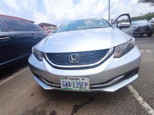 Honda Civic 2016 Silver | Cars for sale in Abuja (FCT) State, Kubwa