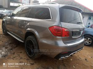 Mercedes-Benz GL-Class 2014 Gray | Cars for sale in Lagos State, Abule Egba
