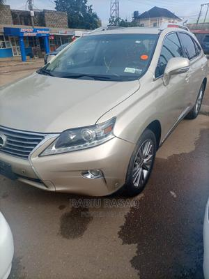 Lexus RX 2013 Gold | Cars for sale in Lagos State, Alimosho