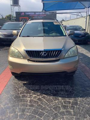 Lexus RX 2008 350 Gold | Cars for sale in Lagos State, Agege