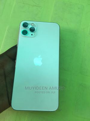 Apple iPhone 11 Pro Max 256 GB White   Mobile Phones for sale in Lagos State, Alimosho