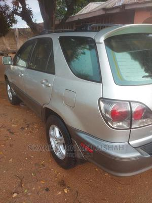 Lexus RX 2002 300 2WD Gold | Cars for sale in Abuja (FCT) State, Nyanya