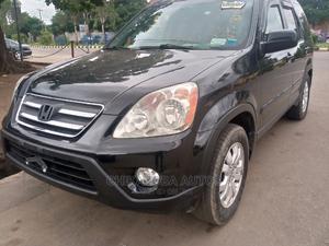 Honda CR-V 2005 2.0i LS Black | Cars for sale in Lagos State, Ikeja