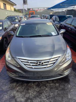 Hyundai Sonata 2011 Gray | Cars for sale in Lagos State, Agege