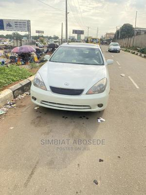 Lexus ES 2005 330 White | Cars for sale in Lagos State, Ikeja
