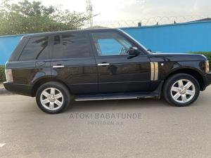 Land Rover Range Rover 2003 Black | Cars for sale in Lagos State, Ikeja