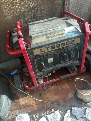 7500 Watts LUTIAN Generator   Home Appliances for sale in Lagos State, Ajah
