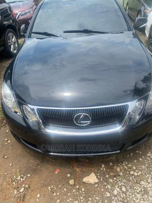 Lexus GS 2008 350 Black | Cars for sale in Abuja (FCT) State, Central Business District