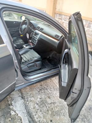 Volkswagen Passat 2008 2.0 Gray | Cars for sale in Lagos State, Victoria Island