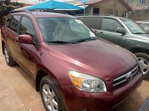 Toyota RAV4 2007 Limited V6 Red | Cars for sale in Lagos State, Isolo