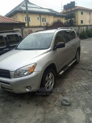 Toyota RAV4 2008 Silver | Cars for sale in Rivers State, Port-Harcourt