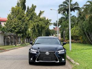 Lexus GS 2013 350 4WD Black | Cars for sale in Abuja (FCT) State, Asokoro