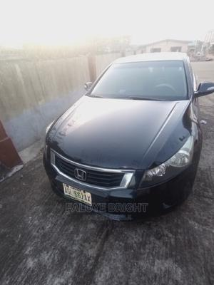 Honda Accord 2008 2.0 Comfort Automatic Black   Cars for sale in Ondo State, Akure