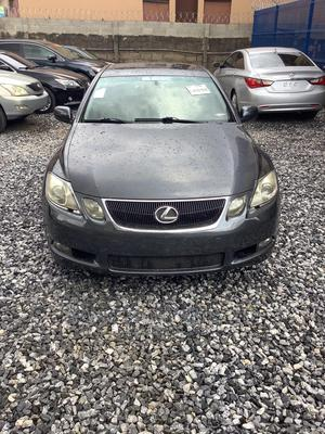 Lexus GS 2006 300 Automatic Gray | Cars for sale in Lagos State, Agege