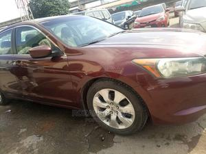 Honda Accord 2008 Red | Cars for sale in Lagos State, Ikoyi
