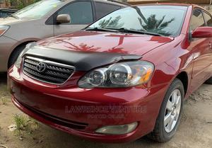 Toyota Corolla 2002 Red | Cars for sale in Ogun State, Obafemi-Owode