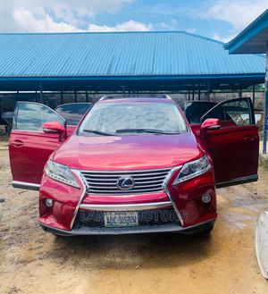 Lexus RX 2012 350 AWD Red   Cars for sale in Ondo State, Ondo / Ondo State