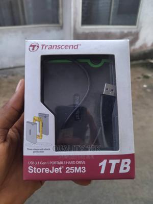 Transcend Hard Disk Drive | Computer Hardware for sale in Lagos State, Ikeja