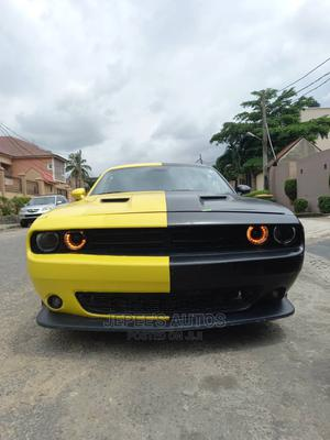 Dodge Challenger 2017 GT AWD Yellow   Cars for sale in Rivers State, Port-Harcourt