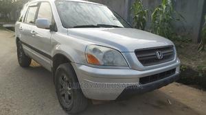 Honda Pilot 2005 Silver   Cars for sale in Lagos State, Gbagada