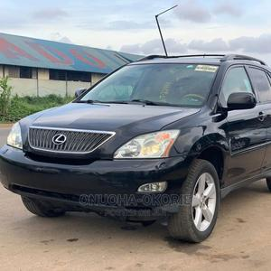 Lexus RX 2005 330 Black   Cars for sale in Lagos State, Ikeja