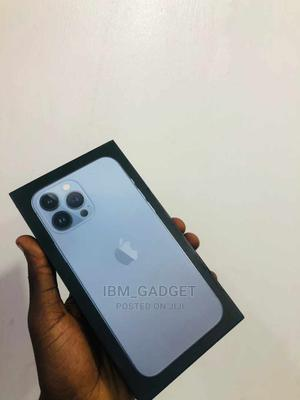 New Apple iPhone 13 Pro Max 128 GB Blue | Mobile Phones for sale in Plateau State, Jos