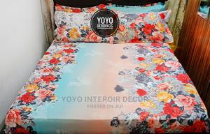 3d Bedsheet   Home Accessories for sale in Abuja (FCT) State, Karmo