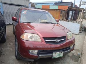Acura MDX 2004 Red   Cars for sale in Lagos State, Ikeja