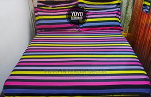 Multiple Colour Stripe Bedsheet   Home Accessories for sale in Abuja (FCT) State, Karshi