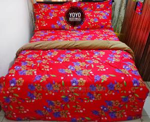 Red and Purple Duvet Set   Home Accessories for sale in Abuja (FCT) State, Kuchigoro