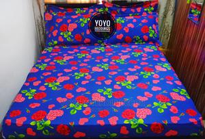 4/6 Size of Bedsheet   Home Accessories for sale in Abuja (FCT) State, Kpeyegyi