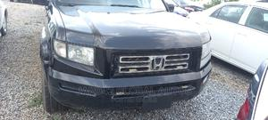 Honda Ridgeline 2007 Black | Cars for sale in Abuja (FCT) State, Lugbe District