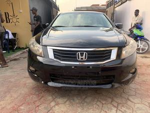 Honda Accord 2009 2.0i Automatic Black | Cars for sale in Lagos State, Ikeja