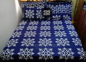 Blue and White Bedsheet   Home Accessories for sale in Abuja (FCT) State, Nyanya