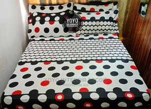 Polka Dots Bedsheet   Home Accessories for sale in Abuja (FCT) State, Mararaba