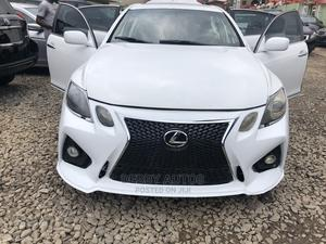 Lexus GS 2007 350 4WD White | Cars for sale in Lagos State, Agege