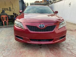 Toyota Camry 2008 2.4 SE Red | Cars for sale in Lagos State, Ikeja