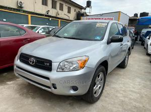 Toyota RAV4 2008 Silver | Cars for sale in Lagos State, Agege
